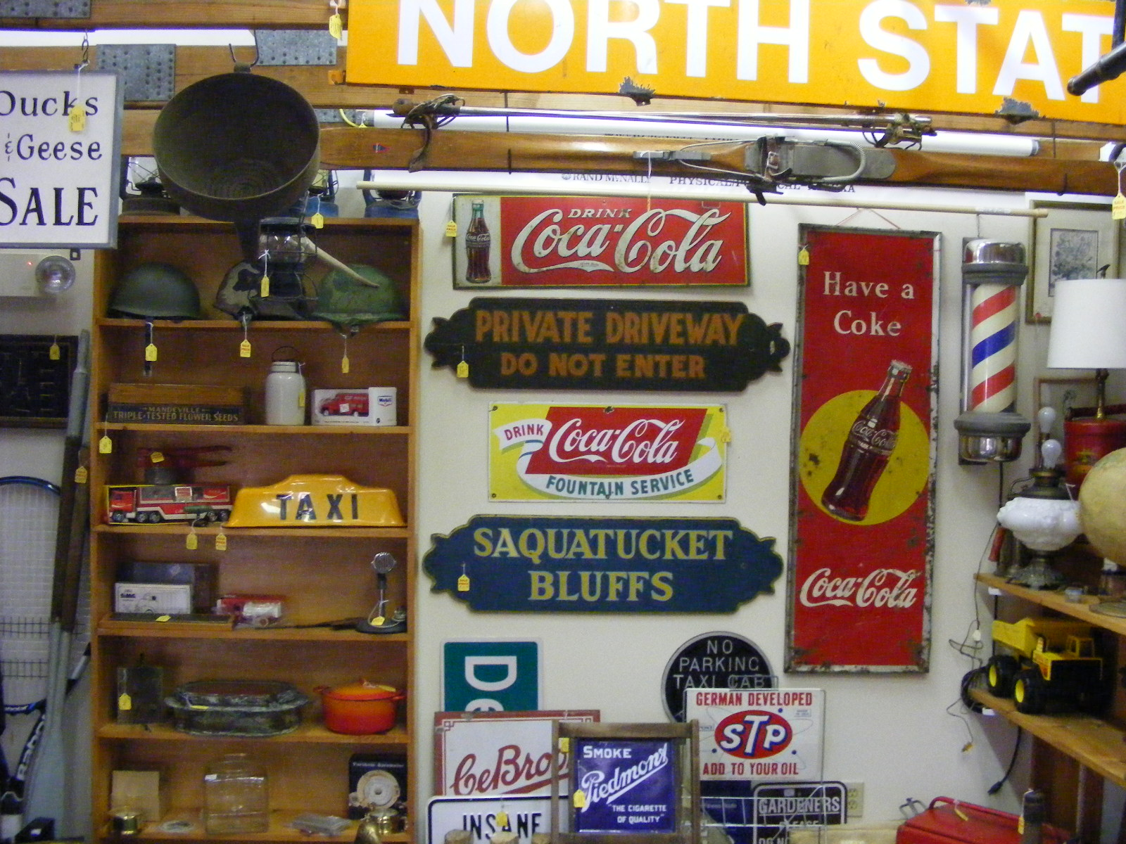 Junk in the Trunk – our new dealer!!!