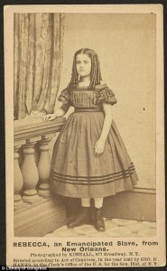 rebecca slave child
